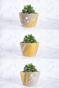 Foto producto para @piuque.homedeco Planter Pots, Photoshoot Style, Container Plants, Pintura