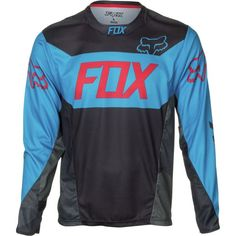 Fox Racing Demo Bike Jersey - Long Sleeve - Men's