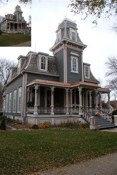 Coulson House, 517 Mulberry Street, Yankton, SD by South Dakota National Register of Historic Places, via Flickr