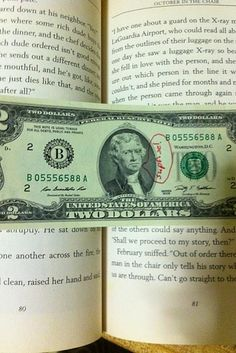 15 Curious Things Found In Library Books