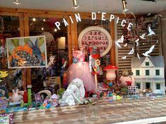 A Paris Toy Store - Fairy Dust Teaching