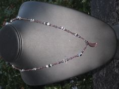 Twilight Moon Necklace by BerrysBaubles on Etsy, $25.00