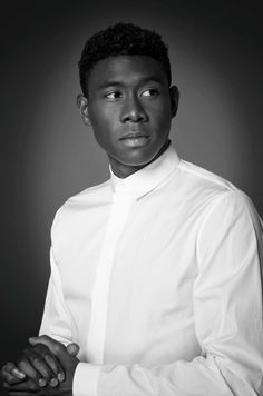 David Alaba - Austrian footballer ( Bayern Munich ) photographed at Avantgarde in Munich on october 21, 2015 © ManfredBaumann