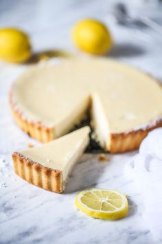 Food Cakes, Camembert Cheese, Cake Recipes, Cheesecake, Lemon, Ricotta, Baking, Eat, Cook