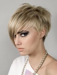 pixie short hairstyles 2012