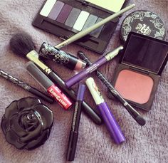 Get messy and other advice when first learning about make-up