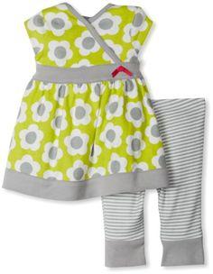 Offspring - Baby Apparel -Girls Newborn Grey Daisy Dress With Legging, Grey, 6 Months Offspring - Baby Apparel,http://www.amazon.com/dp/B00AJGC850/ref=cm_sw_r_pi_dp_1Zhrsb02YH615521