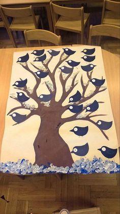 j Winter Ideas, Art Activities, Art For Kids, Art Ideas, Projects To Try, Creativity, Autumn, Teaching, Children