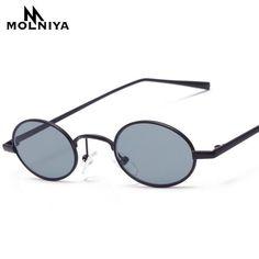 Round Retro Vintage Sunglasses Hippy Women 2018 Ibiza Festival Circle Lens HOT