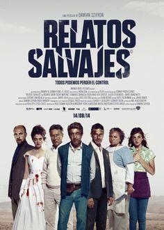 Relatos salvajes (2014) Arxentina. Dir.: Damián Szifrón. Sátira. Drama. Comedia. Thriller. Xustiza - DVD CINE 2380