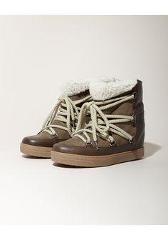 Isabel Marant / Nowles Snow Boot | La Garçonne