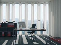 Silent Gliss Italia > Galleria immagini > Sistemi per tende a pannelli