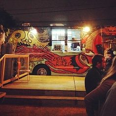 East Side King — Austin, Texas | The 25 Most Popular Food Trucks Of 2013 Popular Food, Most Popular, Popular Recipes, Food Truck Design, Food Design, Work Travel, Travel Usa, Great Places, Places To See