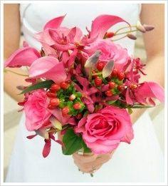 calla lily wedding bouquets