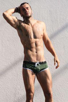 Ajdin Sefer for Timoteo Swimwear