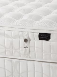 The Aireloom Karpen Luxury Collection  Aireloom  California  Design   Handmade  Mattress   74eb32b96
