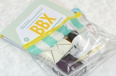Birchbox August 2014 | Contents & First Impressions...