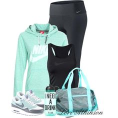 Workout Time, create  Workout Time, created by latkins77 on Polyvore