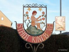 On my walk to an industrial heritage site next to Kindberg, I came across the city arms of Kindberg depicted in a not official town sign at the city boundary. The pic displays the inverted side of the city arms. Vienna Woods, Germany And Italy, Heritage Site, Coat Of Arms, Austria, City, Family Crest