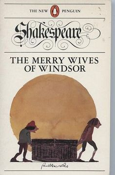 The merry wives of Windsor / William Shakespeare ; edited by G. R. Hibbard