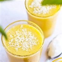 Påsksmoothie Yellow Power