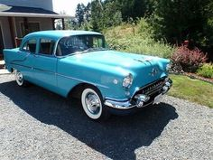 1955 Oldsmobile Rocket 88 Maintenance/restoration of old/vintage vehicles: the material for new cogs/casters/gears/pads could be cast polyamide which I (Cast polyamide) can produce. My contact: tatjana.alic@windowslive.com