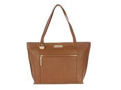 Portobello 'Brie' Tan Saffiano Leather Handbag  #myluxury #bags #envy #style #fashion