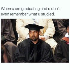 Make your celebration extra special with this graduation meme collection that's way too funny for words. All Meme, Stupid Funny Memes, Funny Tweets, Funny Relatable Memes, Haha Funny, Hilarious, Funny Humor, Funny Stuff, College Memes