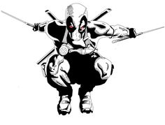 Deadpool by Jonin-Shinobi.deviantart.com on @deviantART