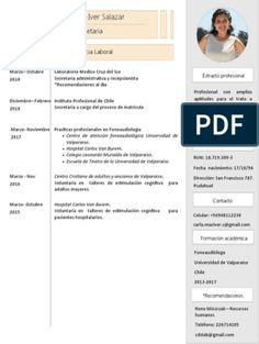Curriculum Secretaria Carla Mac Iver Cuarto Grado Grado Cuarto Grado Y Redes Sociales