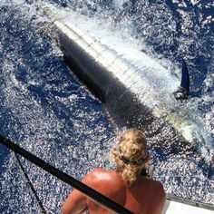 Ascension Island, where men fight the world's biggest fish face-to-face #uk #travel