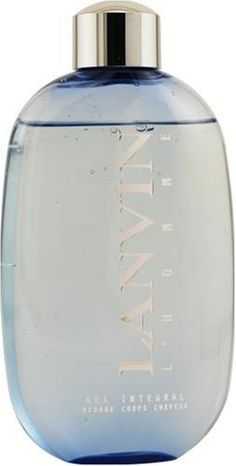 Lanvin By Lanvin For Men. All Over Cleanser 6.7-Ounce by Lanvin. $15.22. Packaging for this product may vary from that shown in the image above. Launched by the design house of Issey Miyake.