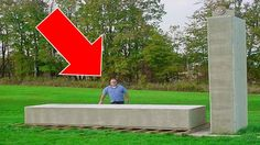AMAZING VIDEO: Man Lifts 20 Ton Block By Hand