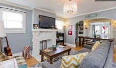 Cozy & Bright 1940s Cottage Home in Lockeland Springs in Hip East Nashville