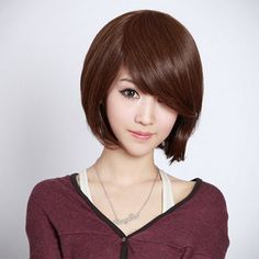 korean short hairstyles on Pinterest   Short Hairstyles, New Looks and ...