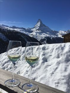 Paradies . Zermatt . Switzerland . Zermatt, White Wine, Alcoholic Drinks, Tableware, Food, Paradise, Dinnerware, Tablewares, Essen