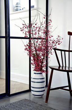 Kähler - Omaggio vase - Verket Interiør