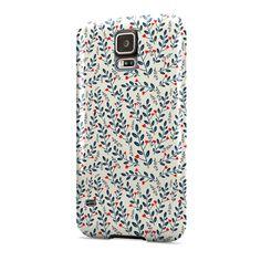 Coque Samsung Galaxy S5 motifs mode Floral haute qualité Oloviers achat Pangocase.com
