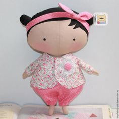 Casa Chervezhonka: Costura til Cutie: uma master class sobre o corpo. Doll Sewing Patterns, Sewing Dolls, Sewing Clothes, Master Class, Doll Toys, Baby Dolls, Sewing Projects, Craft Projects, Tilda Toy