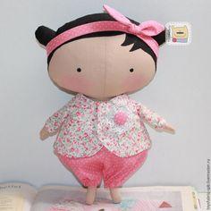 poupée Tilda et ses vêtements (tutoriel gratuit - DIY)
