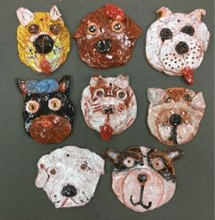 As a continuing project over the course of this school year, my students are creating art that celebrates the pets of FurKids shelter to rai...