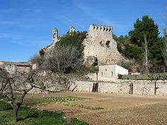 Castillo de Querol en el Alt Camp