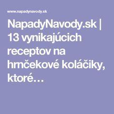 NapadyNavody.sk | 13 vynikajúcich receptov na hrnčekové koláčiky, ktoré…