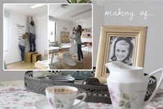 El estilismo de una campiña inglesa hace 50 años y su making of - Deco & Living How To Make, Campinas, Outfits, Blue Prints, Colors, Style