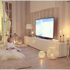 Lovely & cozy interior!! ✨by @pellavaa_ja_pastellia #interiordesign #interior #interior4all #interior123 #decoraçãodeinteriores #babybliss #poshbaby #storybookbliss #fashion #fashiondiaries