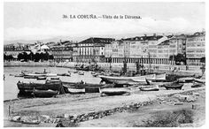 Vista de la Darsena (1920) Relleno, Paris Skyline, Madrid, City, Travel, Antique Photos, Memorial Park, 19th Century, Antigua