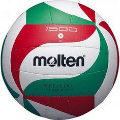 Piłka siatkowa Molten V5M1500 – piłka siatkowa szyta, wykonana z tworzyw najwyższej jakości. $13
