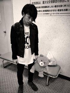 Ryo(Girugamesh) Miyavi, Dir En Grey, Man Go, One Ok Rock, Grown Man, Visual Kei, Rock Bands, Musicians, Music Artists