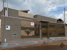 Casa alto padrão com piscina e área gourmet no bairro Center Park na cidade de Campo Grande ID 252415 | INFOIMÓVEIS Classificados