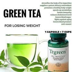 Nu Skin Green Tea Capsules For Losing Weight One Capsules = 7 cups Exp 04/18 #NuSkin